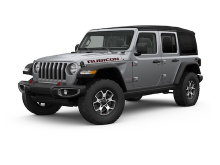2018 Jeep Wrangler Unlimited Rubicon SUV
