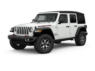 New 2018 Jeep Wrangler Unlimited Rubicon 4x4 SUV