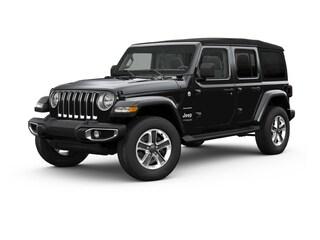 New 2018 Jeep Wrangler Unlimited Sahara 4x4 SUV Muskegon, MI