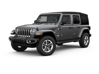 New 2018 Jeep Wrangler UNLIMITED SAHARA 4X4 Sport Utility Pottstown, PA