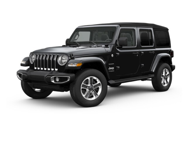 New 2018 Jeep Wrangler UNLIMITED SAHARA 4X4 Sport Utility Waldorf, MD