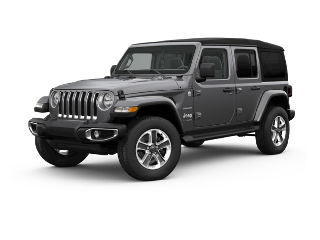 2018 Jeep Wrangler Unlimited Sahara 4WD SUV