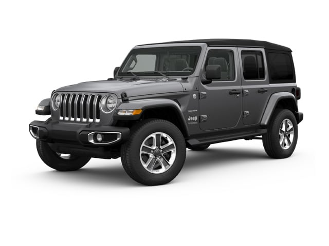 Superior 2018 Jeep Wrangler Unlimited Sahara 4x4 SUV