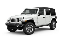 2018 Jeep Wrangler Unlimited Sahara 4x4 SUV