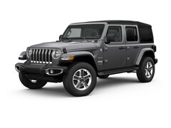 New 2018 Jeep Wrangler UNLIMITED SAHARA 4X4 Sport Utility for sale in Pinconning, MI