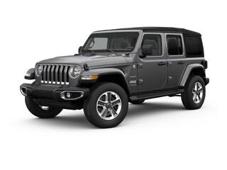 New 2018 Jeep Wrangler UNLIMITED SAHARA 4X4 Sport Utility J27171 in Woodhaven, MI