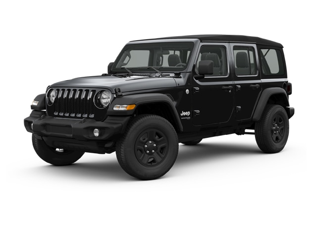 New 2018 Jeep Wrangler UNLIMITED SPORT 4X4 Sport Utility Fort Payne, Alabama