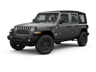 New 2018 Jeep Wrangler Unlimited Sport 4x4 SUV in Brunswick, OH