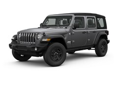 2018 Jeep Wrangler UNLIMITED SPORT S 4X4 Sport Utility 1C4HJXDG4JW115554 for sale in Antigo, WI