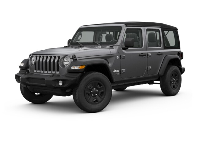 New 2018 Jeep Wrangler Unlimited Sport 4x4 SUV in Fredonia