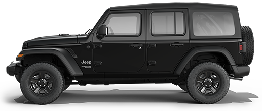 2018 Jeep Wrangler Unlimited SUV Sport 4x4
