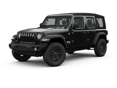 New 2018 Jeep Wrangler UNLIMITED SPORT 4X4 Sport Utility 1C4HJXDN6JW234365 for sale in West Covina, CA