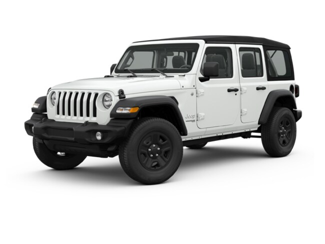 New 2018 Jeep Wrangler Unlimited Sport 4x4 SUV Maite, Guam