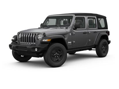 2018 Jeep Wrangler Unlimited Sport 4X4 For Sale | El Paso TX | Near Las  Cruces NM & Horizon City | VIN: 1C4HJXDN0JW225273