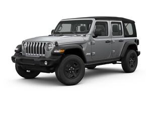 2018 Jeep Wrangler UNLIMITED SPORT S 4X4