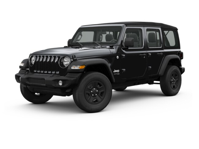 New 2018 Jeep Wrangler UNLIMITED SPORT S 4X4 Sport Utility in Bangor, ME