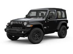 2018 Jeep Wrangler Sport S 4x4 SUV