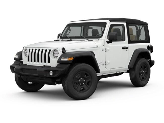 New 2018 Jeep Wrangler SPORT S 4X4 Sport Utility in American Fork, UT