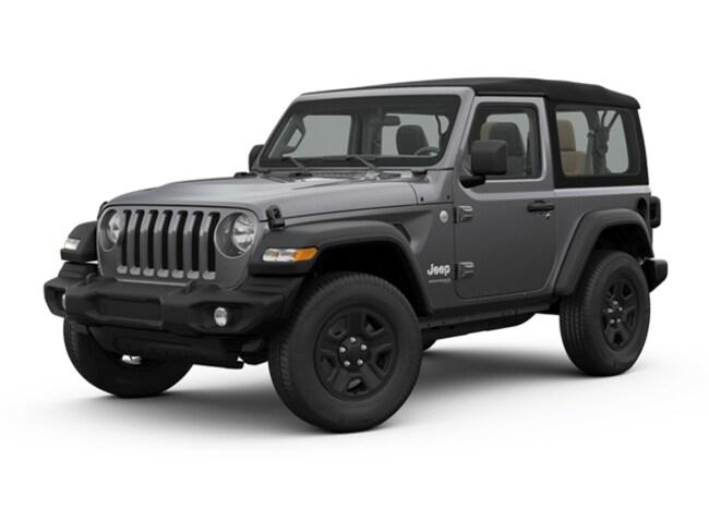 2018 Jeep Wrangler SPORT S 4X4 Sport Utility