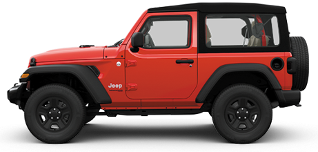 $!{2015} Jeep All-New Wrangler SUV Sport