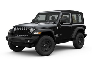 New 2018 Jeep Wrangler SPORT S 4X4 Sport Utility for sale in Cortland, NY