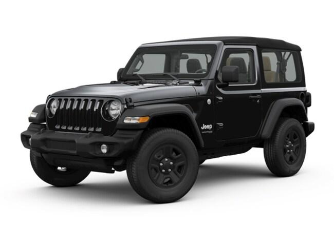 2018 Jeep Wrangler SPORT S 4X4 Sport Utility for sale in Batavia