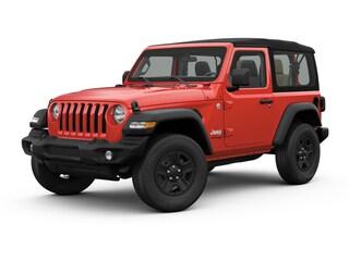 New 2018 Jeep Wrangler SPORT S 4X4 Sport Utility