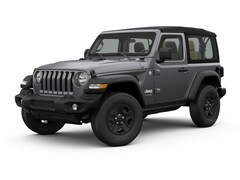 New 2018 Jeep Wrangler SPORT 4X4 Sport Utility in Salem, OR