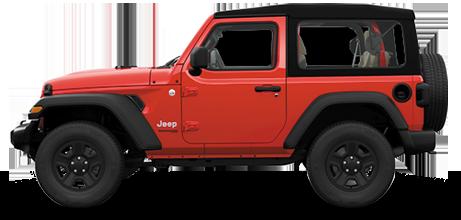 2018 Jeep Wrangler SUV Sport 4x4