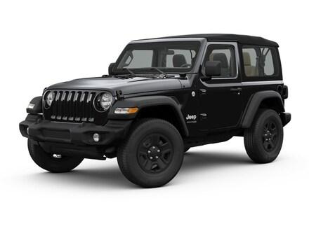 2018 Jeep Wrangler (2.0L) Sport S 4X4