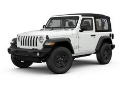New 2018 Jeep Wrangler SPORT 4X4 Sport Utility Uniontown, PA