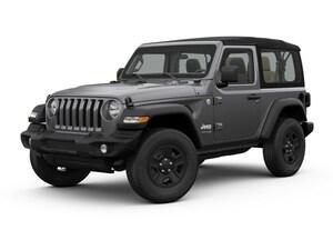 2018 Jeep Wrangler Sport 4x4
