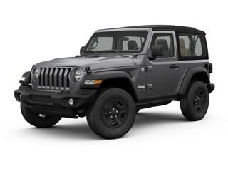 New 2018 Jeep Wrangler SPORT 4X4 Sport Utility for sale in Long Island