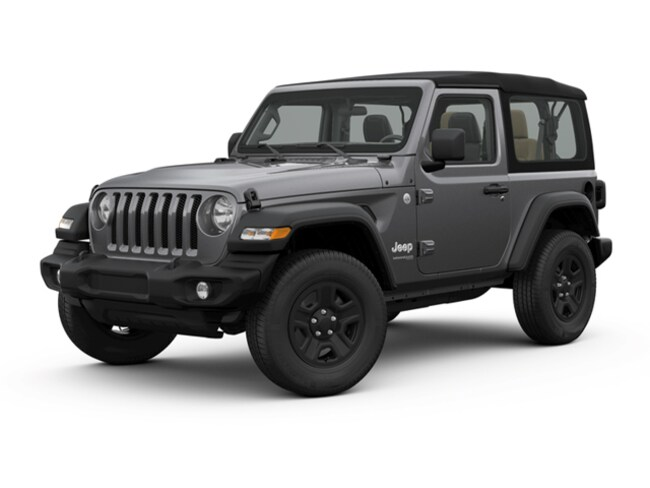 New 2018 Jeep Wrangler SPORT 4X4 Sport Utility near Chattanooga