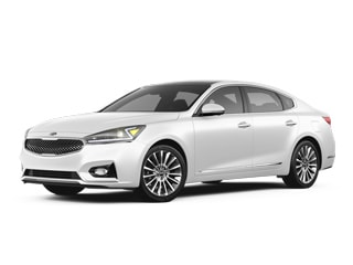 2018 Kia Cadenza Sedan Snow White Pearl