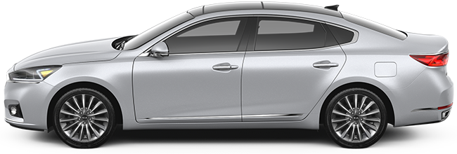 2018 Kia Cadenza Sedan Premium