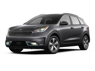 2018 Kia Niro Plug-In Hybrid LX SUV KNDCM3LD7J5156378 for sale in Rockville Centre, NY at Karp Kia