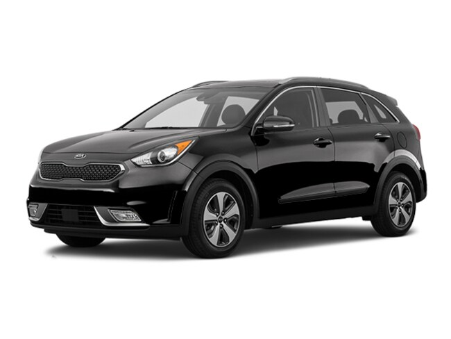 New 2018 Kia Niro EX SUV West Nyack
