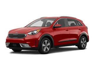 New 2018 Kia Niro LX SUV 11542 in Burlington, MA