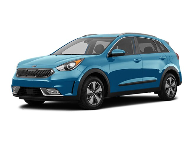 New 2018 Kia Niro LX SUV in Elgin