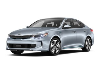 New 2018 Kia Optima Plug-In Hybrid EX Sedan in American Fork, UT