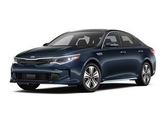 New Kia cars 2018 Kia Optima Plug-In Hybrid EX Sedan for sale near you in Newton, NJ
