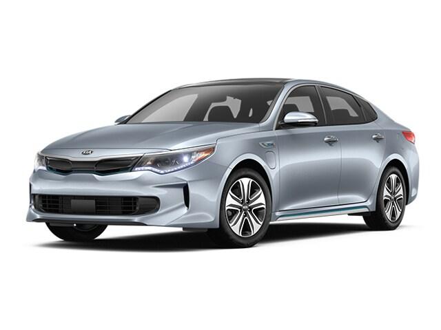 2018 Kia Optima Plug In Hybrid Sedan Albuquerque