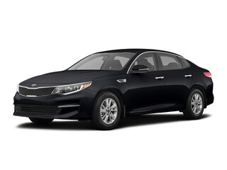 New 2018 Kia Optima LX Sedan 11666 in Burlington, MA