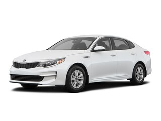 Used 2018 Kia Optima LX Sedan in Springfield, MO