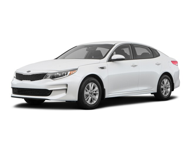 New 2018 Kia Optima LX Sedan Danbury, CT