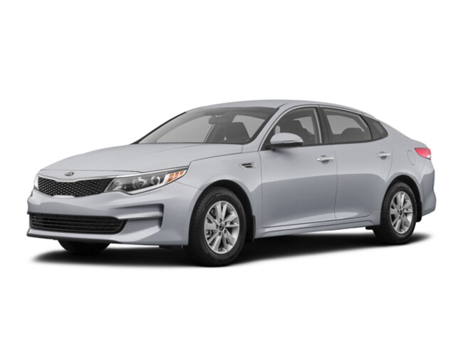 New 2018 Kia Optima LX Sedan