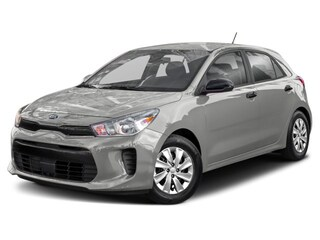 New 2018 Kia Rio LX Hatchback for sale in Vallejo, CA at Momentum Kia