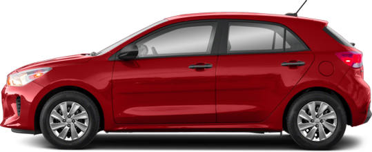 2018 Kia Rio Hatchback LX