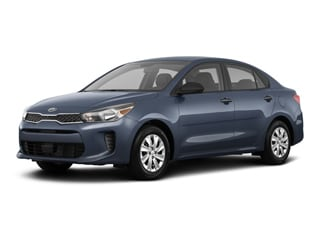 2018 Kia Rio Sedan Smoke Blue